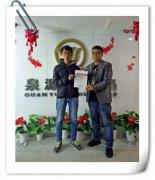 【贺】河北省石家庄新华市崔先生成功加盟张成荣电烤鸡