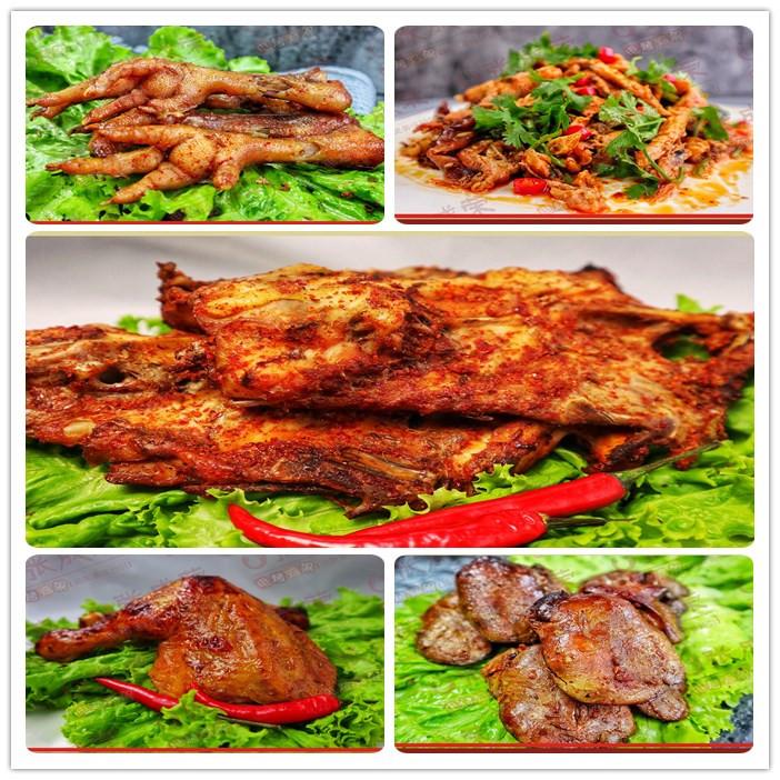 张成荣电烤鸡架,特色小吃经营优势多多!