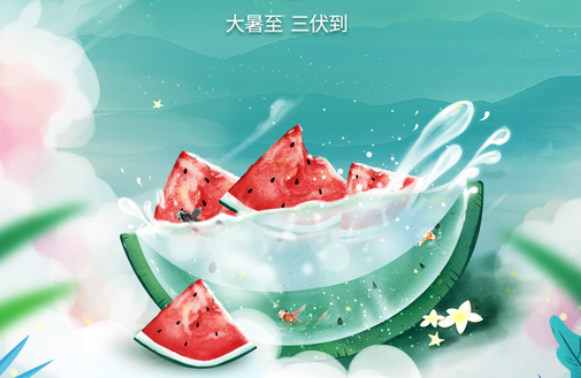 今日大暑:张成荣防暑降温小贴士